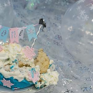 Aria's Smash Cake
