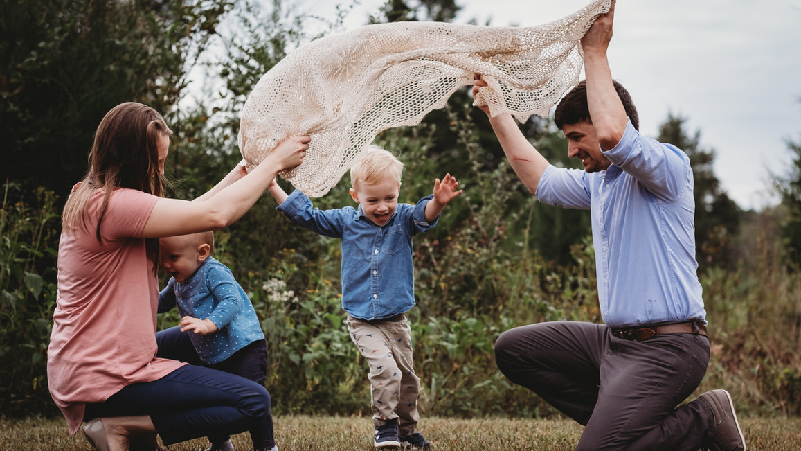 Family Session in Durham