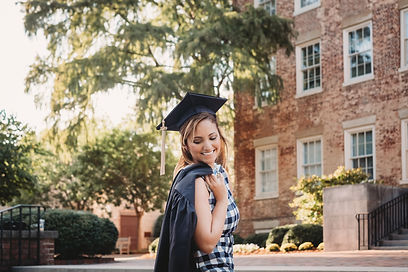 Senior Sessions in Cary