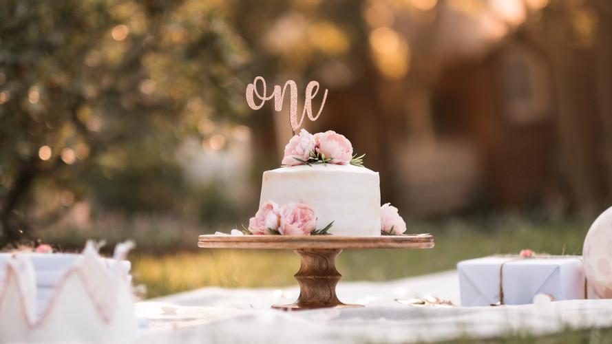 Smash cake Session