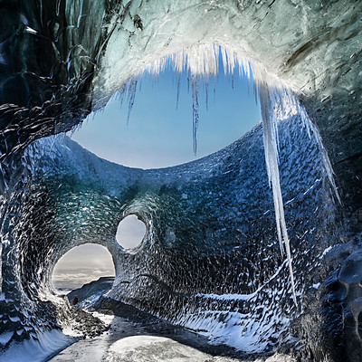 Beauty of Vicissitudes - Ice Cave