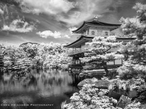 Different Kinkahu-ji Temple