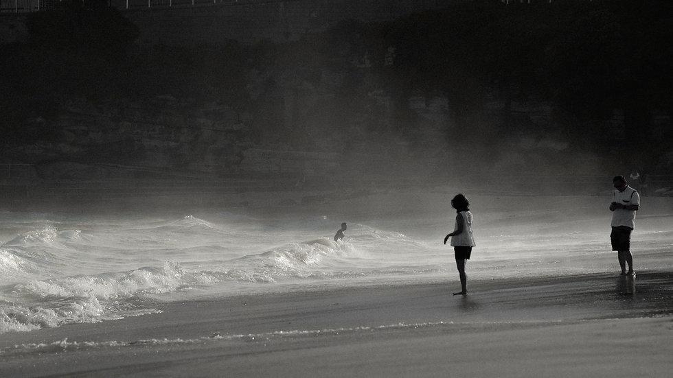 Morning Rise, Bondi Beach