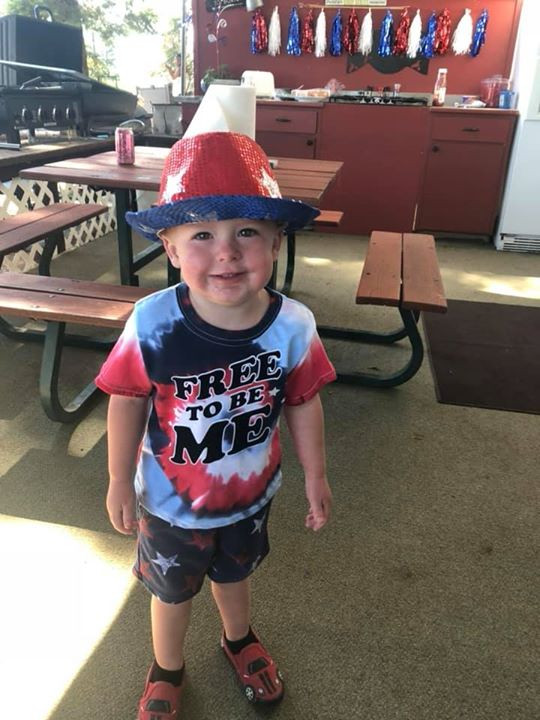 Whalens 4th of july outfit 2019