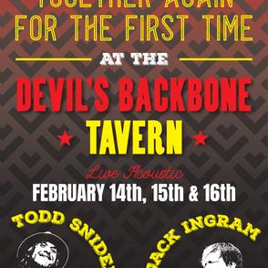 Jack Ingram & Todd Snider Devils Backbone