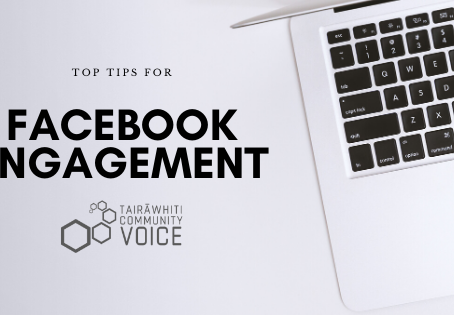 Top Tips for Facebook engagement!