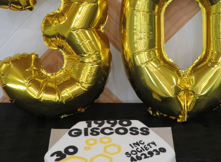 30 Year GISCOSS/TCV Celebration