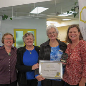Nan Evans Award 2020