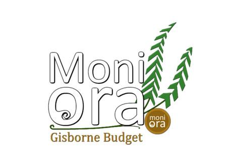 Gisborne Budget Moni Ora