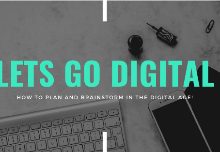 How to bring your brainstorming and planning into the new digital age.