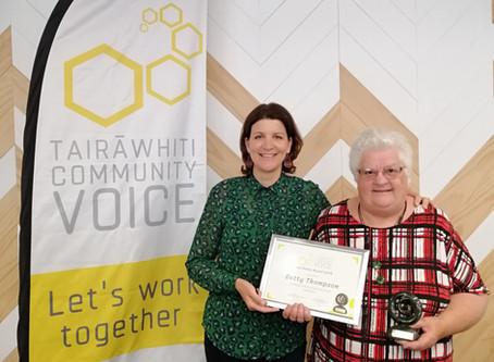 2019 Nan Evans Award