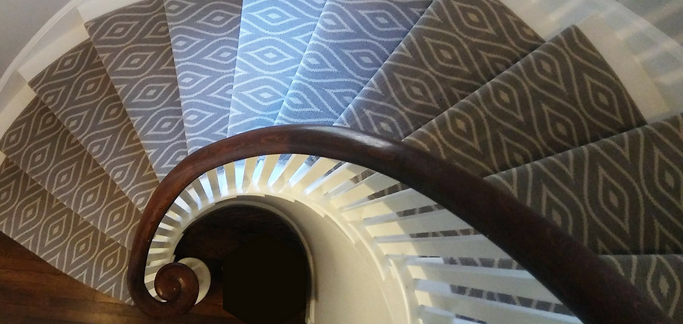 Stair Runners in Hundreds of Pattern and Colors