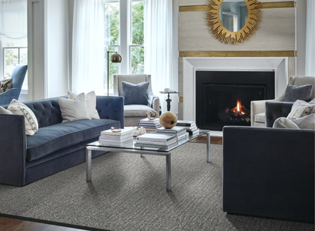 3 UNIQUE WAYS TO WARM UP A ROOM WITH RUGS