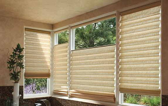 Top Down Bottom Up Honeycomb Shades