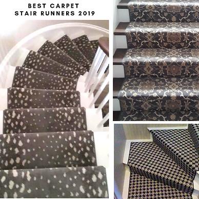 grey stair runners