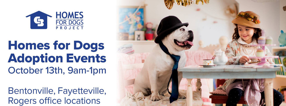 "Coldwell Banker ""Homes for Dogs"" Adoption Event"