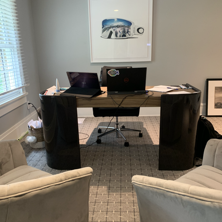 zoom-ready home office