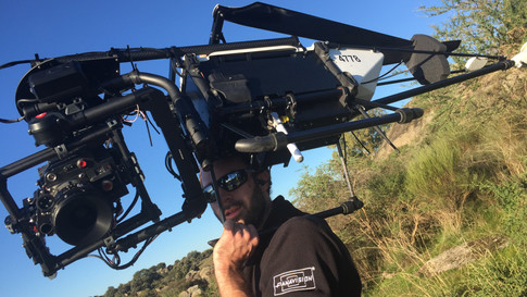 GAME OF THRONES - MAKING OF - FLYING CAM