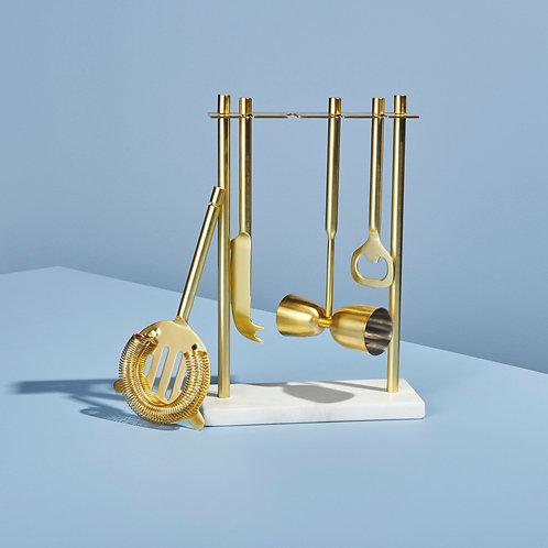 Luxe Hanging Bar Tool Set