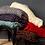 Thumbnail: Indigo Chunky Knit Throw