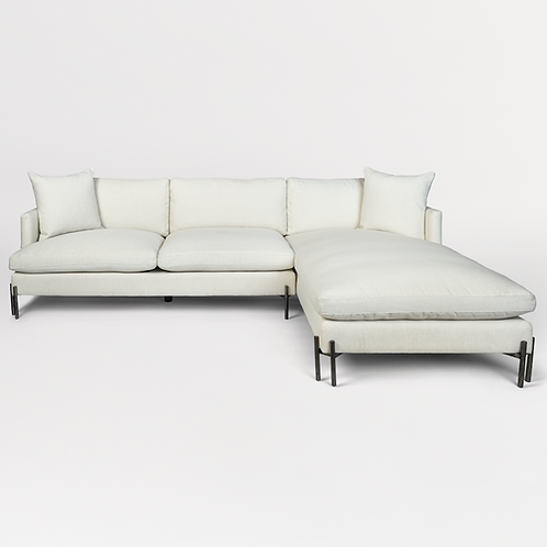 Britton Sectional-Right Facing Chase