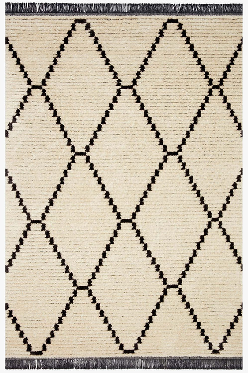 Alice Collection, Cream/Charcoal - 04
