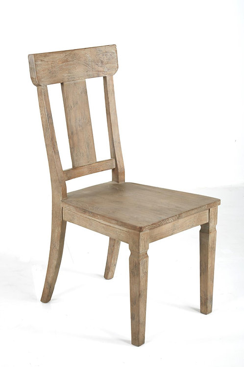 Emma Dining Chair in Medium Grey