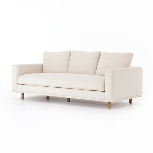 Dom Sofa in Bonnell Ivory