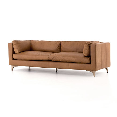 Beckwith Sofa in Naphina Camel