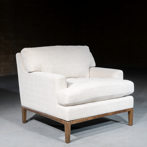 Lewis Occasional Chair in Serene Pearl