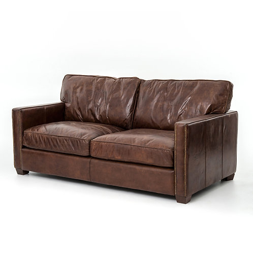 "Larkin 72"" Sofa in Cigar"