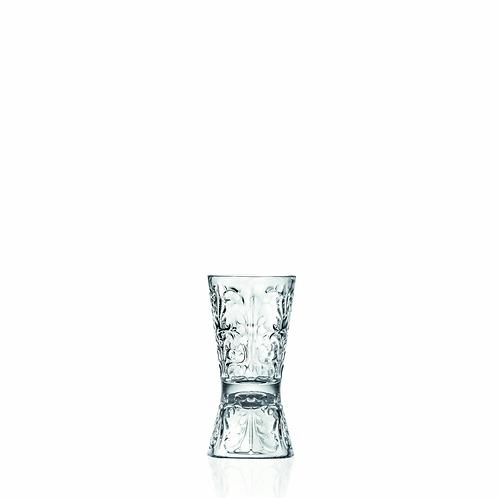 Crystal Tattoo Jigger Glass