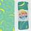 Thumbnail: Hooded UPF 50+ Sunscreen Towel, Mint Banana