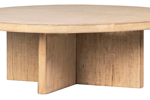 """Harley Round Coffee Table 48"""""""