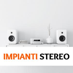 Impianti Stereo completi