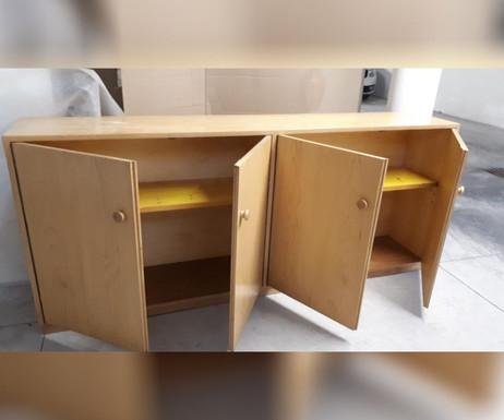 Mobile dispensa /doppio in legno