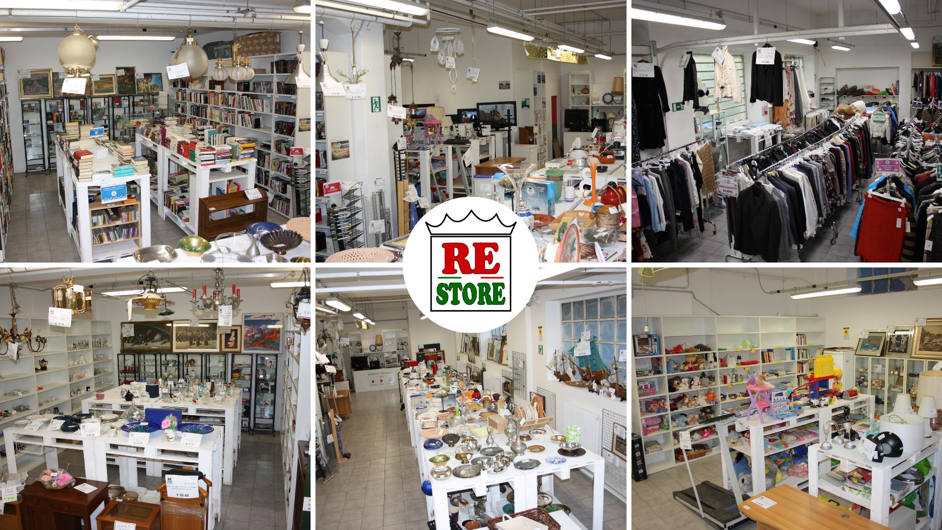 04fdf58f9a3e Re-Store il mercatino dell usato di Trento