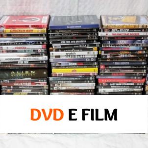Dvd e film