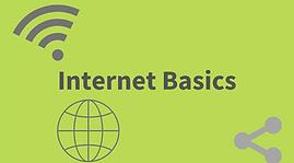 Internet basics