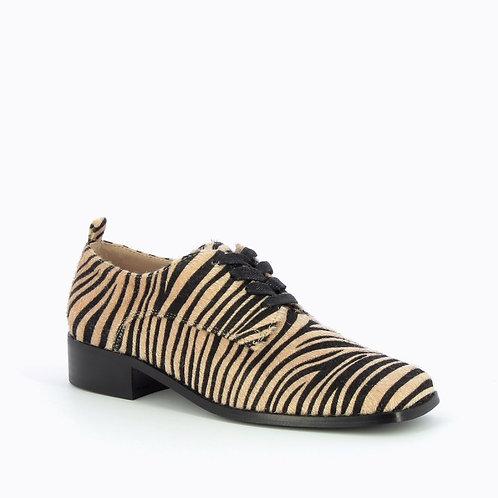 Vanessa Wu - Tiger print shoe