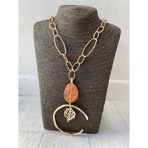 Envy - Long pendant necklace