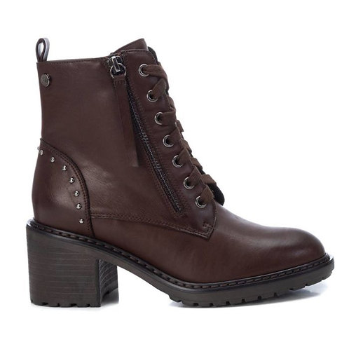 XTI - Lace up heeled ankle boots