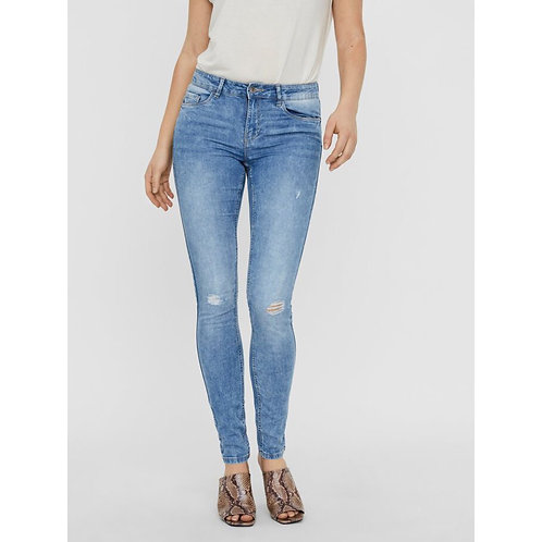 Vero Moda - Shape up light wash jeans