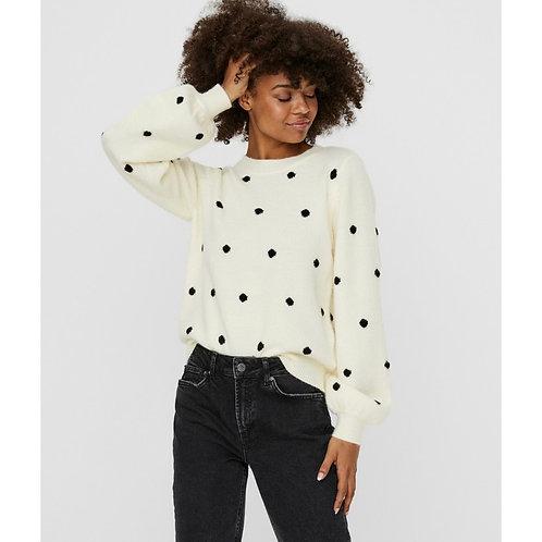 Vero Moda - Polka dot knit