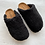 Thumbnail: Teddy curl slip on slippers