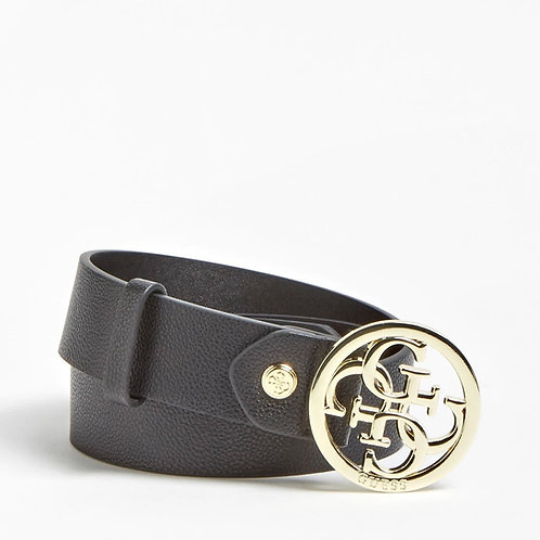 GUESS - 'NAYA' - 4G logo buckle belt