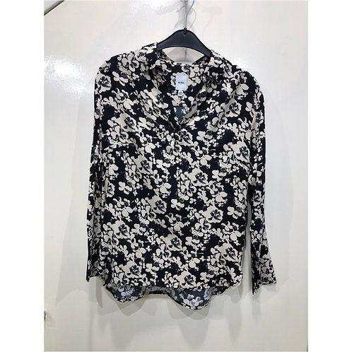 Ichi floral print shirt