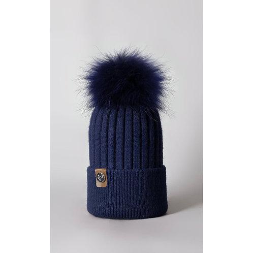 CoLuxy London - HARLEY Pom Pom hat