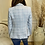 Thumbnail: Tweed gold button blazer
