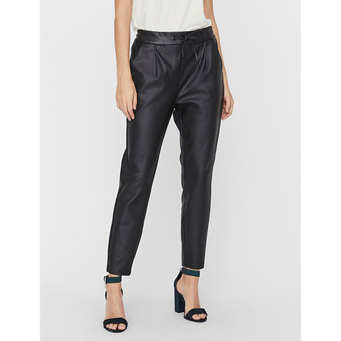 Vero Moda - Faux leather jogger